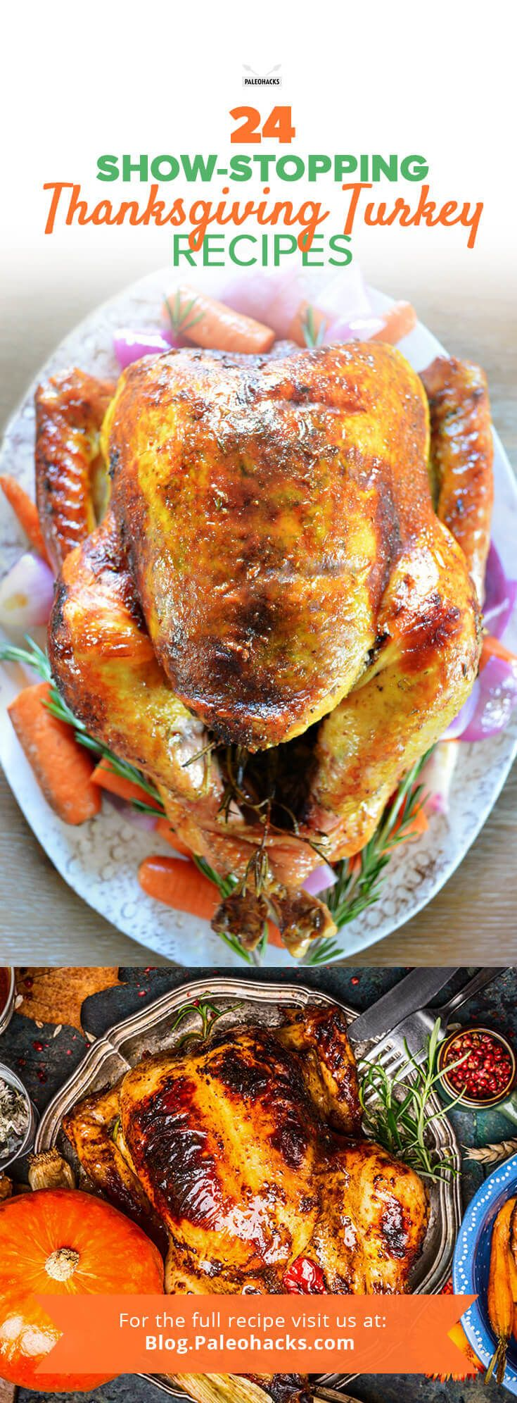 24 Show Stopping Paleo Thanksgiving Turkey Recipes Paleohacks Blog