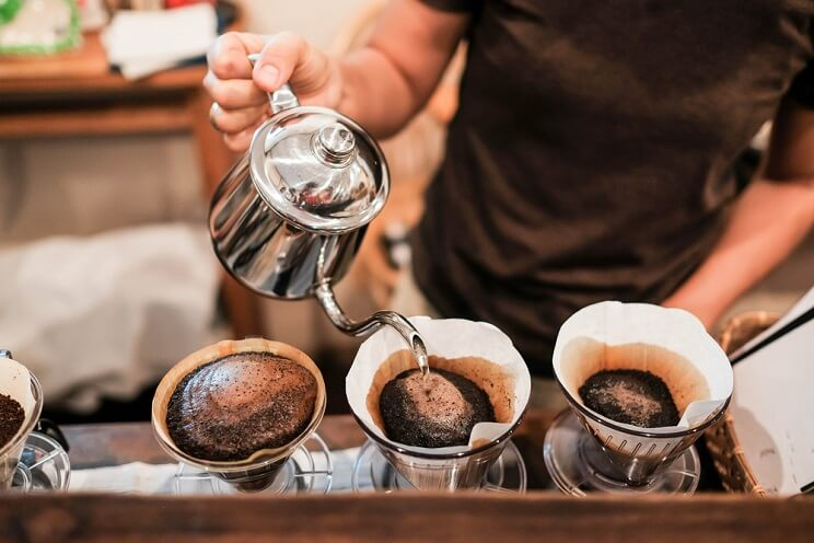 Pour Over Coffee Maker Benefits : 8 Coffee Brewing Methods & Their Different Benefits
