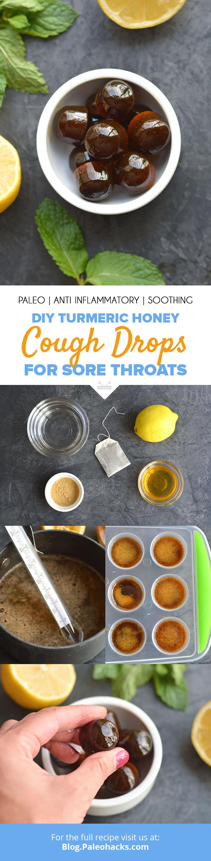 Diy turmeric honey cough drops for sore throats anti inflammatory pin diy turmeric honey cough drops for sore forumfinder Images