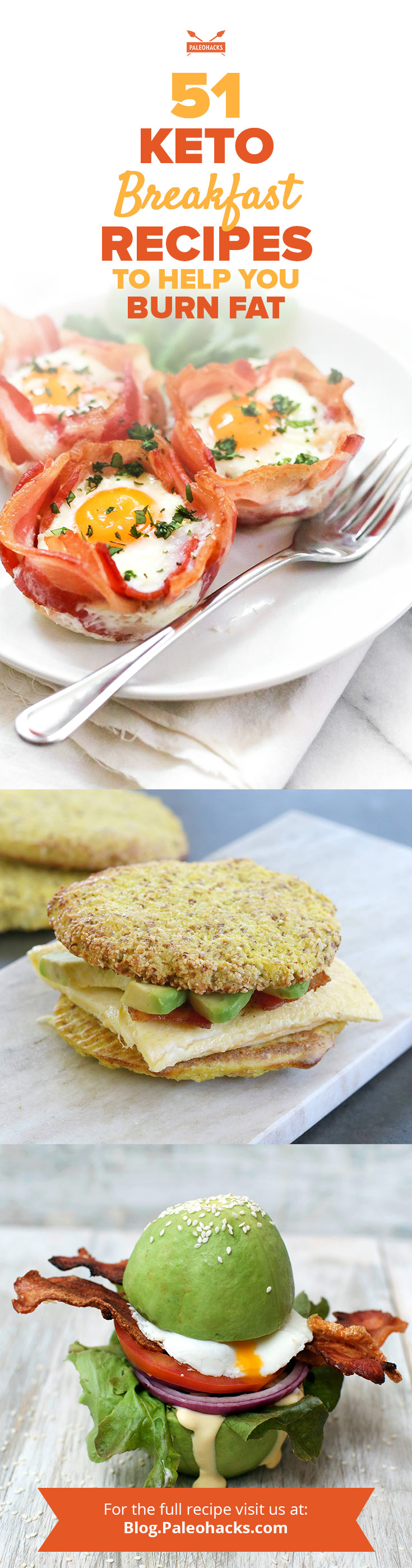 51 Keto Breakfast Recipes To Help You Burn Fat Low Carb Paleo