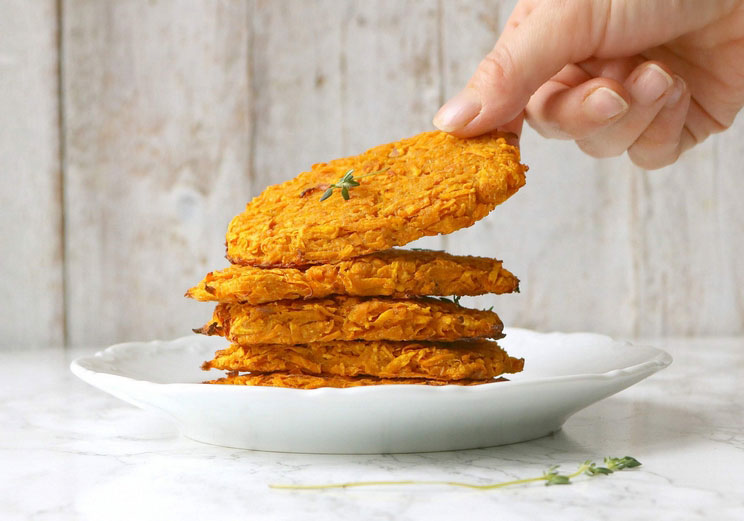 Transform Sweet Potatoes Into These Amazing Anti-Inflammatory Hash Browns